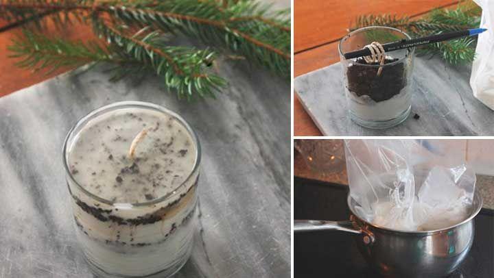 La mejor opción para reutilizar las velas viejas y posos de café, para lograr penetrar los nuestros sentidos de forma intensa.