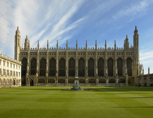 an essay on cambridge university In literature, the notions of a sovereign and a tyrant were always mixed philosophical and theological works have not delineated any clear boundaries between a.