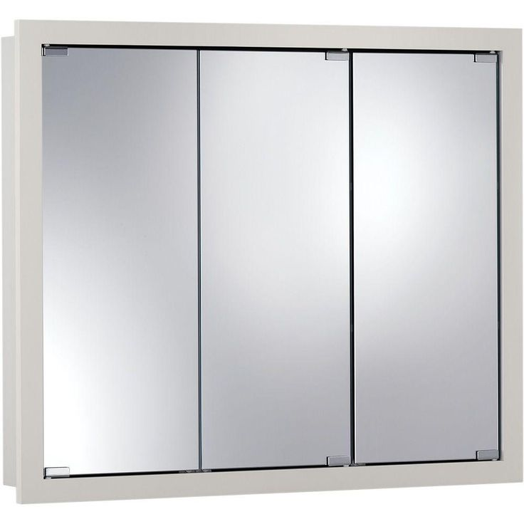 null Granville 48 in. W x 30 in. H x 4.75 in. D Surface-Mount Medicine Cabinet…