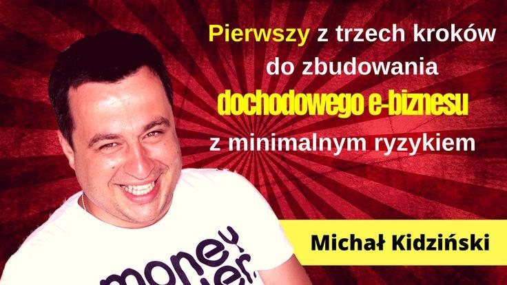 Pierwszy z trzech kroków do zbudowania dochodowego e-biznesu z minimalnym ryzykiem: http://blog.swiatlyebiznes.pl/pierwszy-z-trzech-krokow-do-zbudowania-dochodowego-e-biznesu-z-minimalnym-ryzykiem/