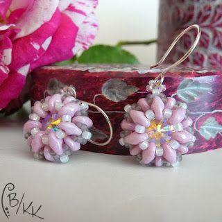 Kororowe Koraliki : Pretty in pink