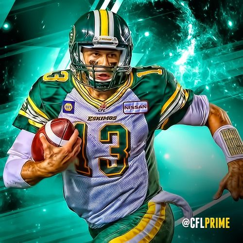 Mike Reilly, Edmonton Eskimos