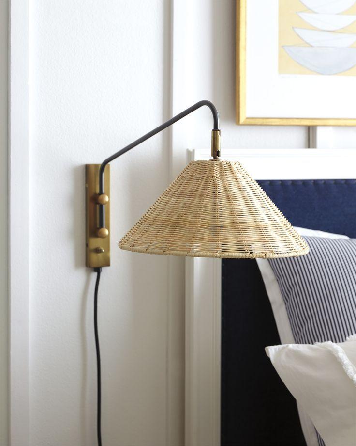 Flynn Single Wall Sconce Decor Luxury Bedroom Furniture Sconces