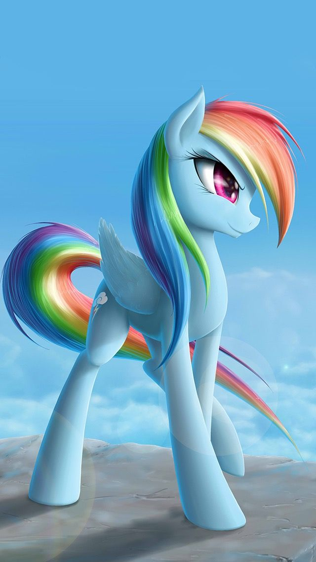Rainbow Dash                                                       …                                                                                                                                                                                 More