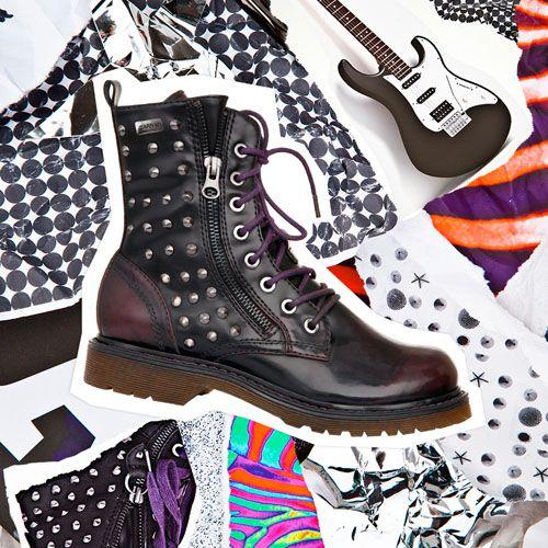 Коллекция обуви Carnaby - SHOPPINGFASHION.RU