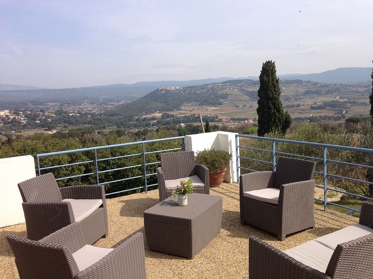 Location vacances villa La Cadière-d'Azur