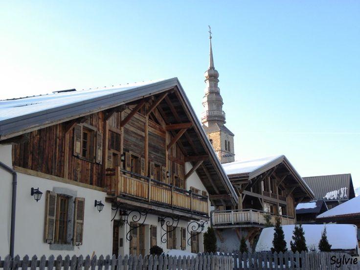 Combloux / Haute-Savoie / Alpes