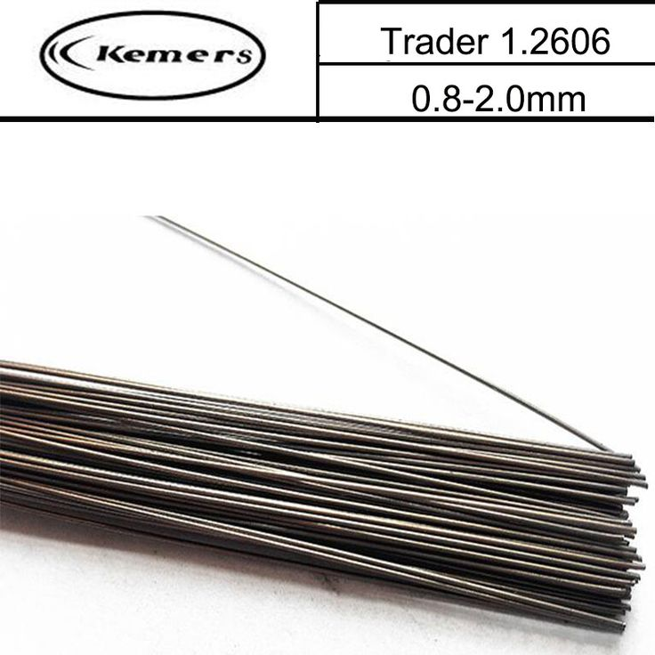 1KG/Pack Kemers Trader Mould welding wire 1.2606 pairmold welding wire for Welders (0.8/1.0/1.2/2.0mm) S012032