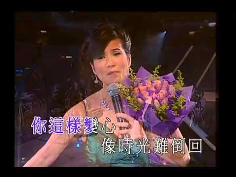 25 韋綺珊 - 往事只能回味 (國) (張偉文唱好女人演唱會)