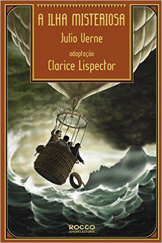 A Ilha Misteriosa - Livros na Amazon.com.br