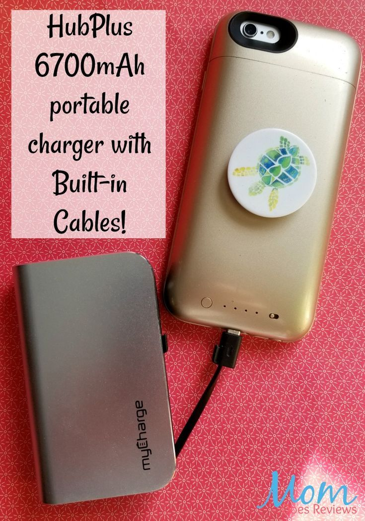 Hubplus Portable Charger All The Power You Need To Keep Going Easteronmdr Portable Charger Charger Portable