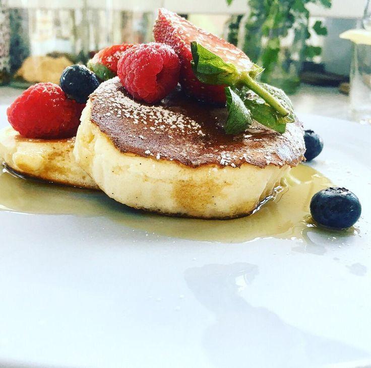 [Homemade]Fat pancakes