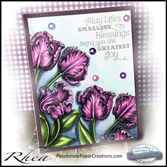 New Online Class at PassionatePaperCreations.com