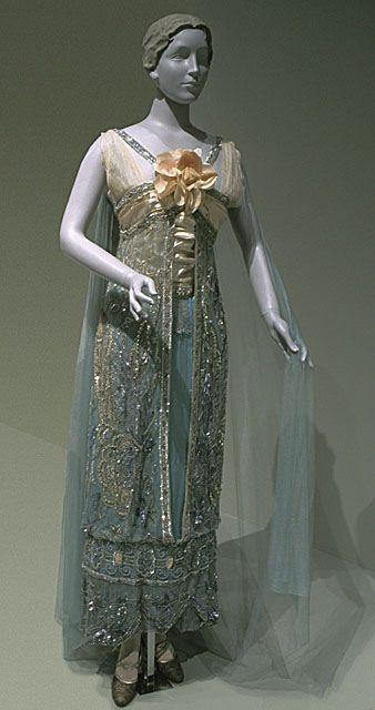 Evening Dress | Callot Soeurs| c. 1912