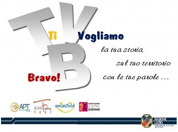 Vuoi realizzare una fiction e partecipare al Roma Fiction Fest? Vuoi far parte della giuria di ragazzi che decreteranno la migliore giovane fiction?  Questo concorso allora fa per te!  http://cartagiovani.it/news/2012/07/31/concorso-tv-b-ti-vogliamo-bravo-e-vai-al-roma-fiction-fest