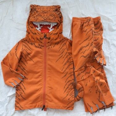 13 best maharishi images on pinterest dragon dragons and kite maharishi organic tiger sweatsuit inspiration for a diy costume gumiabroncs Image collections