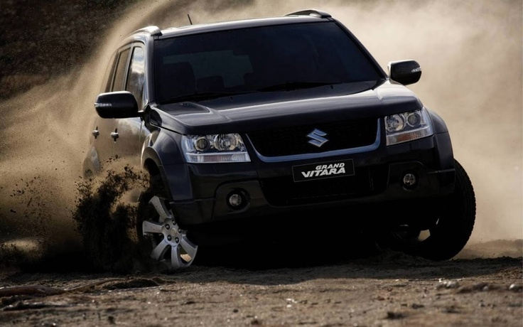Suzuki Grand Vitara Off Road