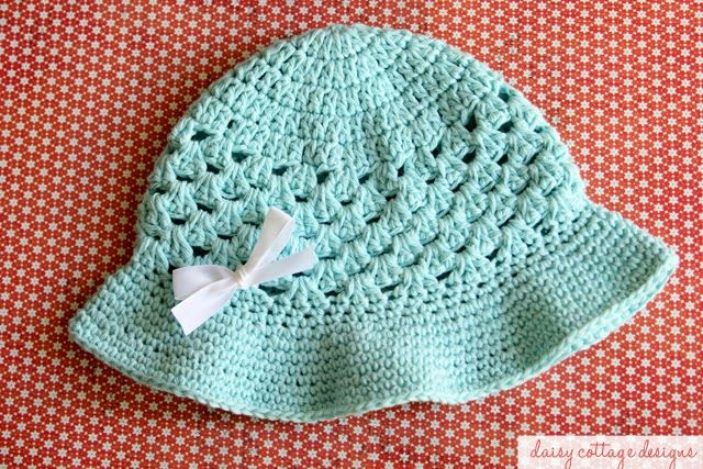My Hobby Is Crochet: Spring-Summer-Fall Hats For Babies and Children- Free Crochet Pattern Round Up on My Hobby is Crochet Blog