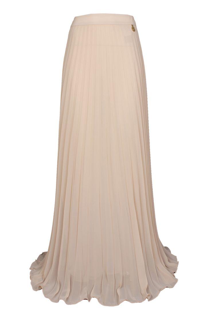 #robertocavalli #cavalli #classbycavalli #classbyrobertocavalli #frilly #beige #skirt #flow #prefall #greenbird