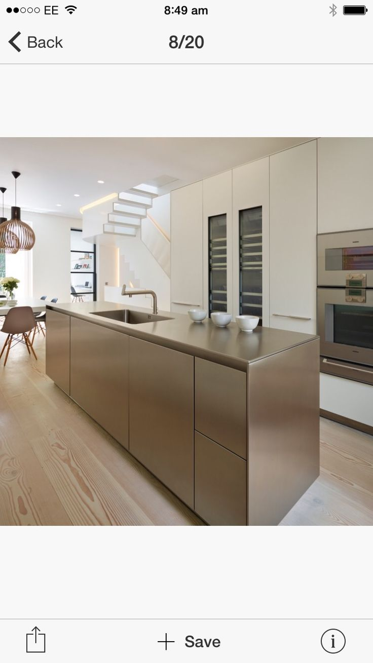 Timeless Appeal   Contemporary   Kitchen   Other Metro   Bulthaup By  Kitchen Architecture