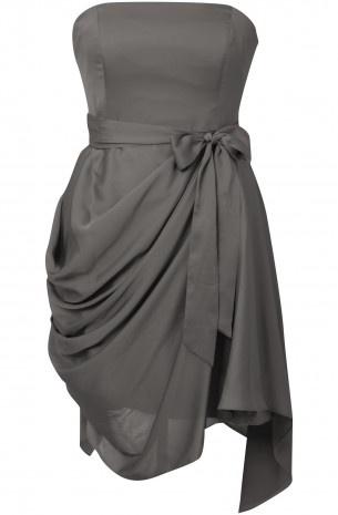 grey bridesmaid 7