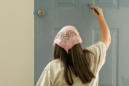 #Painting #ExteriorDoor #Burlington #Oakville #Tips #Tricks #DoorDealer Are you thinking of painting your exterior door? To get the best results from painting your exterior door, you need to make sure that you take all the proper painting procedures for a door combined with the right choice of exterior door paint. If the door is wood, metal, or fiberglass, make sure the door has a surface that paint will stick to.  Make sure you use paint that is right for an exterior door.