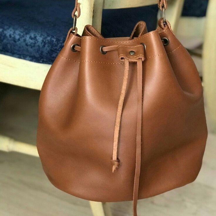 Bucket leather bag ✨✨✨💗 #twininas #leatherbags #holidayseason #holidaygifts #christmasgifts