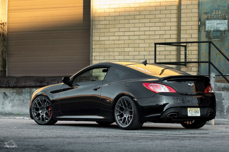 hyundai genesis coupe parts