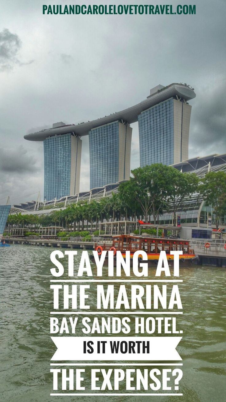 We stayed at the Marina Bay Sands for a 50th birthday treat. Singapore is notoriously expensive and we wanted to see if a stay here was worth the expense. Have a read and see what we thought. #Marina #Bay #Hotel #Singapore #luxury