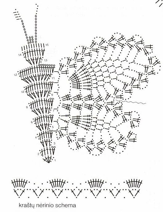 141 best crochet applique animals patterns