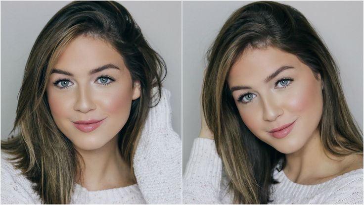 bareMinerals Powder Foundation Routine | LoveShelbey - YouTube