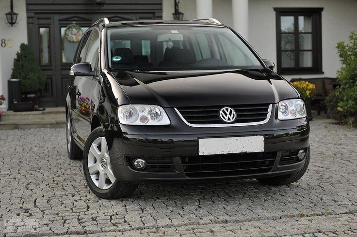 Volkswagen Touran HIGHLINE 1.9TDI SUPER STAN 2006 1 z 6