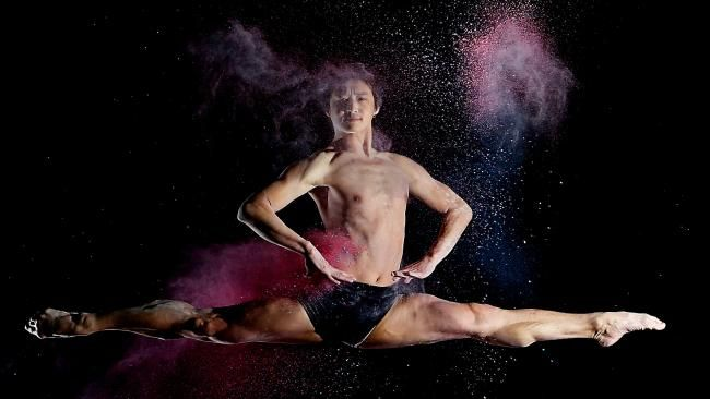 For adopted Australian Chengwu Guo, the road to becoming one of the world's finest ballet dancers has been long and often torturous, writes CATHERINE LAMBERT.