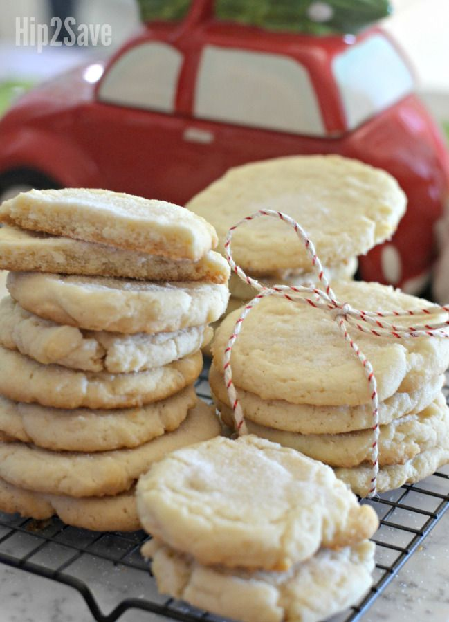 Super Soft Sugar Cookies (Copycat Paradise Bakery Recipe)