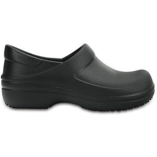Crocs Women's Neria Pro Work Clogs (Black, Size 11) - Women's Work Boots Shoes at Academy Sports