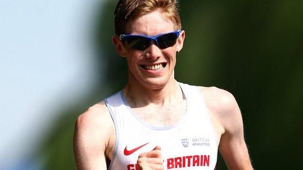 Rio Olympics hopeful Tom Bosworth explains why he has chosen now to be the first Great Britain athlete to come out as gay.