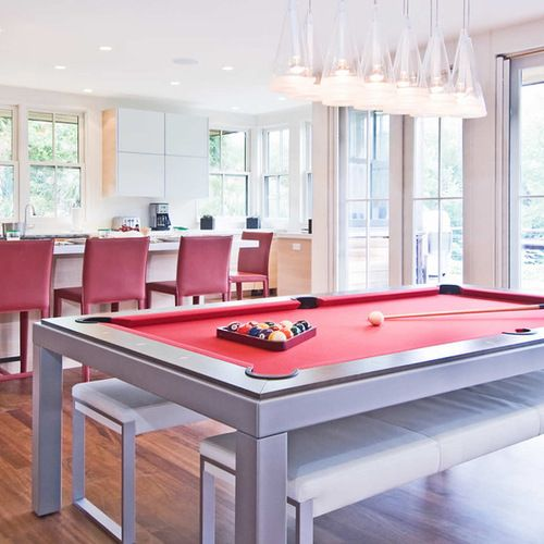 Pool Tables Dining Tables Home Design Ideas, Pictures, Remodel And Decor