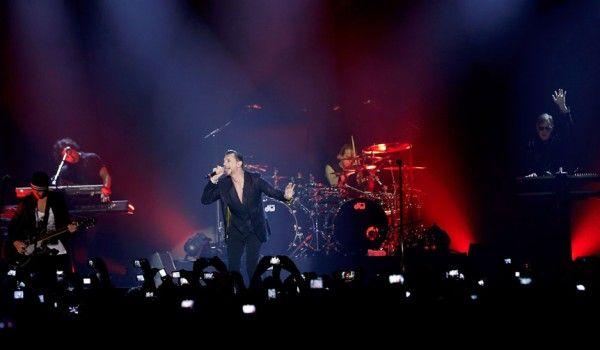 Depeche Mode, Sportpaleis, Antwerpen, 25 januari 2014, Delta Machine Tour