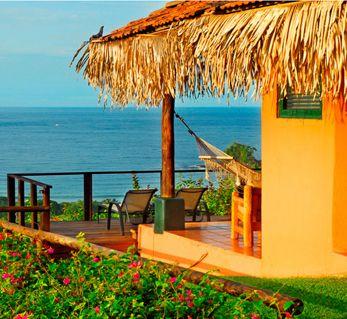 Costa Rica Lodging. Hotel Punta Islita