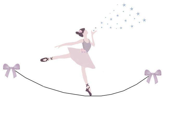 cura de slabire balerina