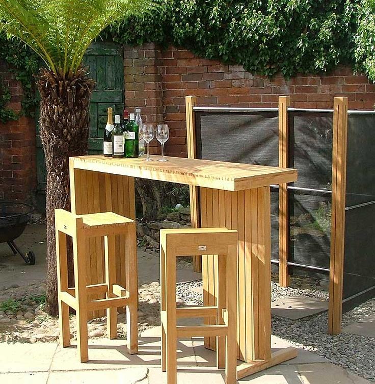 modellobar01g Modern Outdoor Bar Furniture