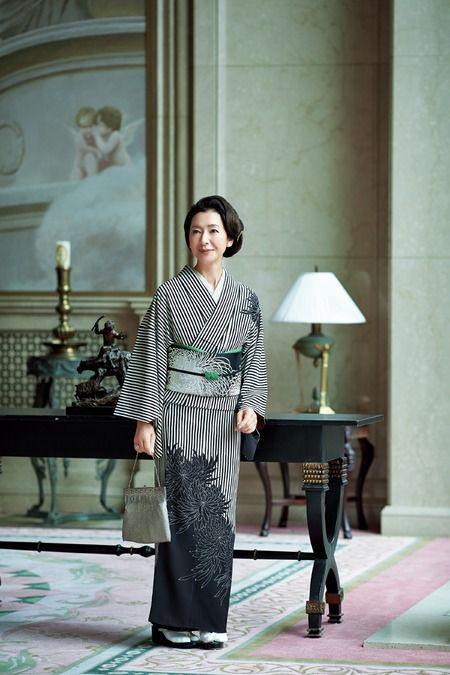 【受付終了】 「追悼・池田重子 日本のおしゃれ展」 ギャラリートークイベント |ハースト婦人画報社
