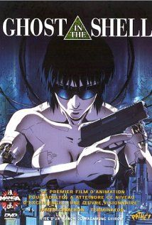Ghost in the Shell - ANIME - and there's a part 2