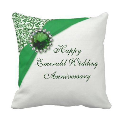 17 Best images about Emerald Wedding Anniversary on Pinterest Wedding anniversary greeting ...