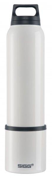 SIGG Bottles - 1.0L White Hot & Cold Bottle