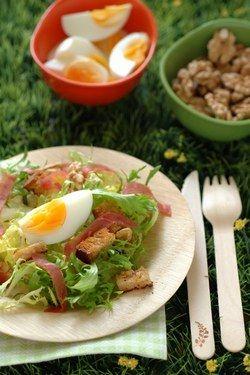 Idées de salades d'été, pour pique-niquer - Pic-nic : recette pour pique-nique chic - pic-nic recettes
