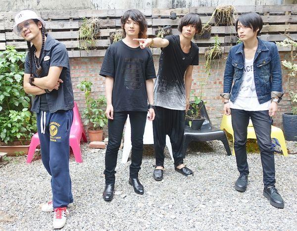 [Alexandros]2014/10/10 日人氣樂團[Alexandros]12月來台開唱 主唱笑言沒玩團改當電話推銷