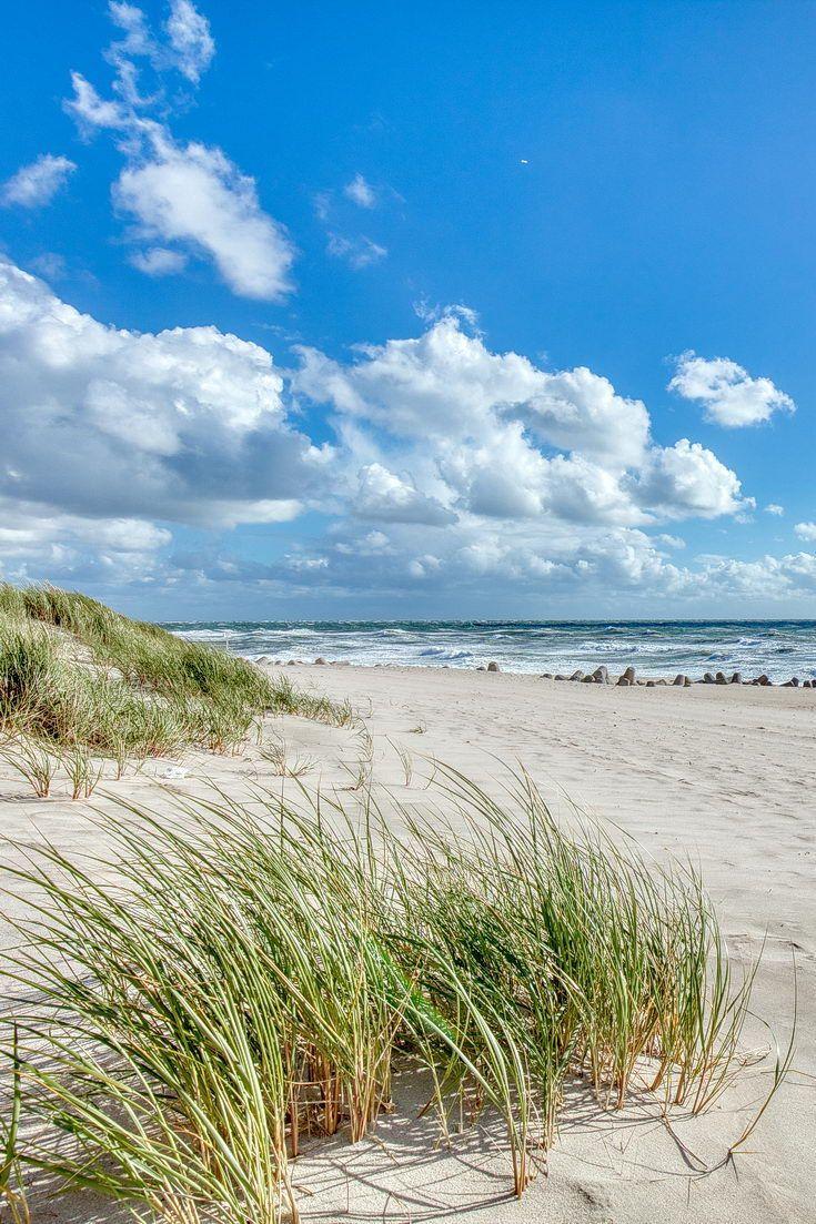 Dunen Suderende Hornum Dunes Suderende Hornum Sylt Beachtravel Beaches Dunen Hornum Suderende Vintag In 2020 Beach Landscape Beach Scenery Beach Painting