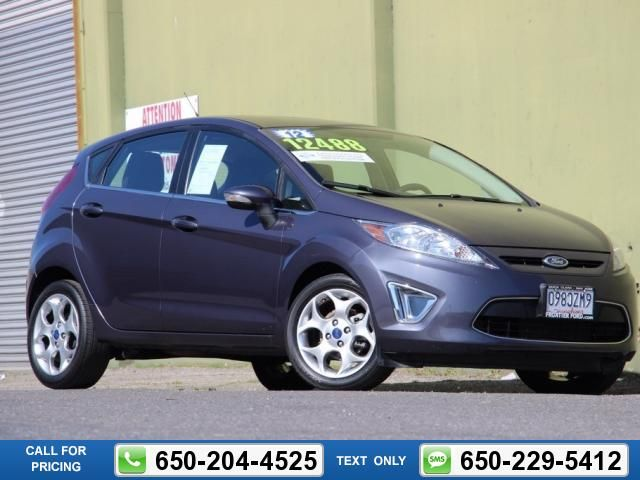 2012 Ford Fiesta SES 46k miles Call for Price 46438 miles 650-204-4525 Transmission: Automatic  #Ford #Fiesta #used #cars #FrontierFord #SantaClara #CA #tapcars