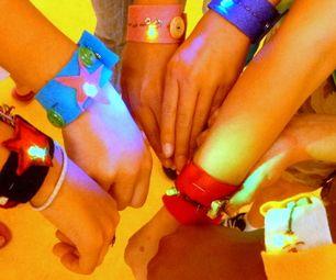 LED Cuff Bracelet